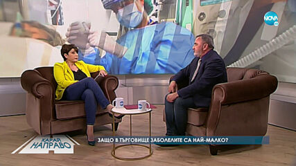 """Карай направо"" с доц. Ангел Кунчев (20.03.2021)"