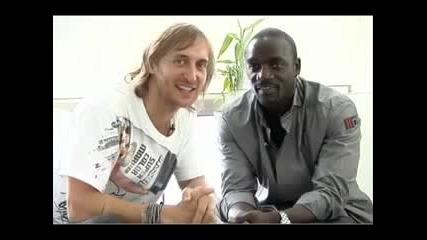 David Guetta Feat. Akon - Life Of A Superstar