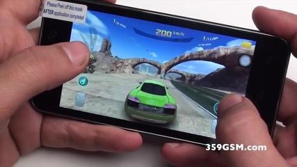 """Doogee Valencia Dg800 Ревю 4.5"""" Android 4.4 , 1gb Ram Quad core Четириядрен Процесор:(1.3ghz) 1г гар"""