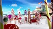 * Превод* H D! Най - Доброто Качество в Сайта! Katy Perry ft. Snoop Dogg - California Gurls