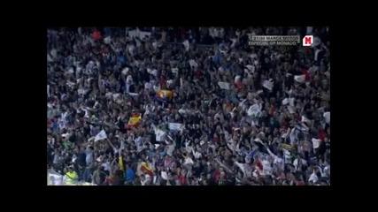 Всички Голове на Реал Мадрид в Примиера Дивисион 2010-2011 част 5