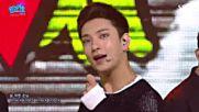 118.0501-2 Seventeen - Chuck, Sbs Inkigayo E862 (010516)