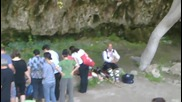 Гайдарджия до пещерите на Мадара
