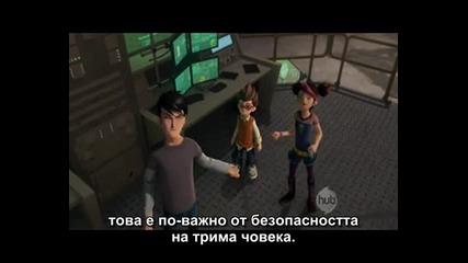 Transformers Prime (2011) сезон 1 епизод 5