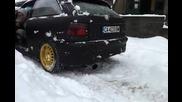 На Дино Астрата Opel Astra F Gsi C20xe