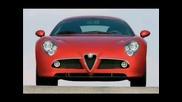 Alfa Romeo 8c Coupe