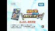 Naruto Shippuuden Игра Реклама
