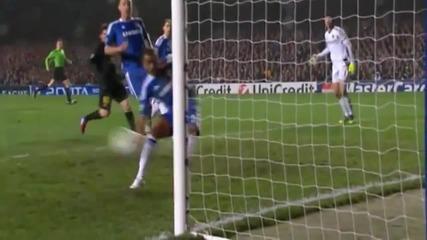 Chelsea Vs Fc Barcelona 1-0 All Highlights And Goals Hd [14 April 2012]