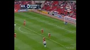 Страхотен Гол На Димитър Бербатов / Nice Goal of Dimitar Berbatov