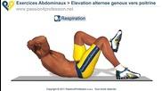 фитнес упражнение за корем