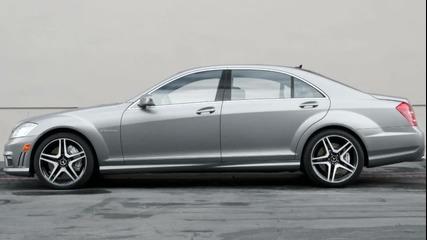 Mercedes benz S65 Amg vs Bentley Mulsanne
