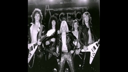 Accept - Don't go stealing my soul away (bg subs)