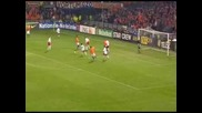 Евро08. Холандия Срещу Люксембург 1:0