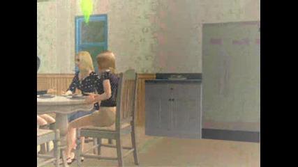 Тъжна История За 2 Сестри (симс) Част2