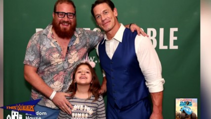 """John Cena's """"Elbow Grease"""" is a hit with readers of all ages"""