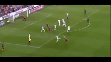 Neymar Jr vs Santos (h) Joan Gamper Cup 13/14