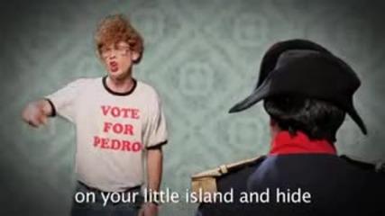 Napoleon vs Napoleon. Epic Rap Battles of History #2