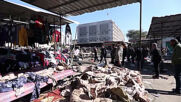 Iraq: 32 killed and 110 wounded in rare suicide bombing in heart of capital *GRAPHIC*