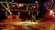 Jamelia & Tristan Macmanus - Cha Cha to 'don't Cha' - 2015