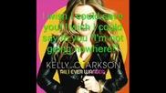 Kelly Clarkson - Save You + Lyrics