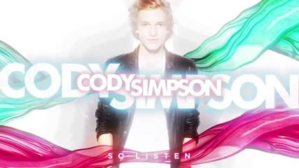 Cody Simpson - So Listen feat. T-pain [ Audio ]