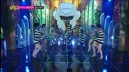 Hyuna (4minute) -red ,show Music core
