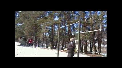 Тренировка на лостове - Борислав Гойгаджов