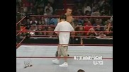 Wwe Raw 1.1.2007 John Cena Vs Kevin Federline Part 2