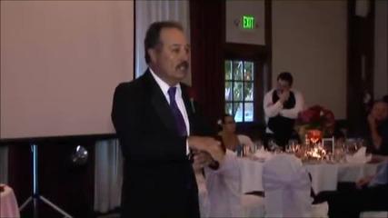 Трогателно! Баща дава на дъщеря си най-прекрасният сватбен подарък.