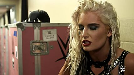 Go behind the scenes of Toni Storm's SmackDown debut