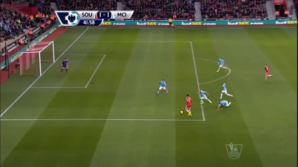 Саутхемптън - Манчестър Сити 1:1