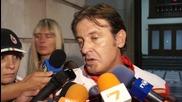Петков: Не играхме добре, но имахме нашите шансове