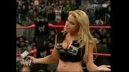 Trish Stratus I Lita Otnovo V Raw..