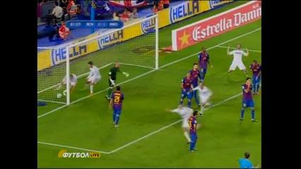 Барселона - Реал Мадрид : 3-2 всички голове
