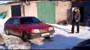 Разглобяване на Съветски автомобил за секунди