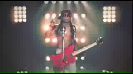 Kat Deluna Feat Lil Wayne - Unstoppable