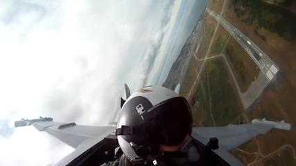 F-18 --- Go Pro