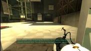 Portal 2 Playthrough ( Част 9 )