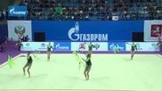 България - ленти - Художествена гимнастика - Гран При Москва 2015