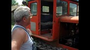 Rabota s 50g. Retro Traktor Dt54 - Obiasnenie