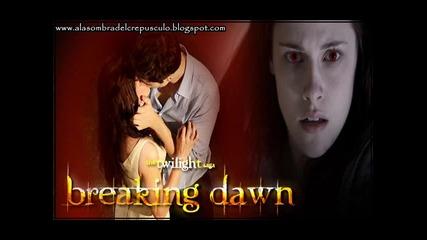 Breking dawn (зазоряване) (2011) (част1)