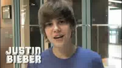 Justin Bieber visits London
