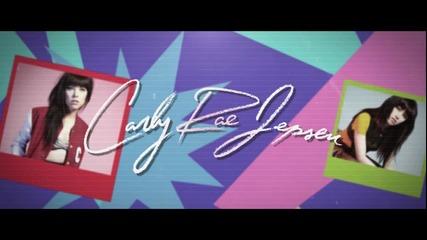 Нова!! Carly Rae Jepsen - This Kiss ( Lyrics Video )+ Превод!!