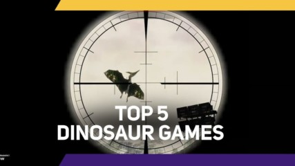 Top 5 Dino Games