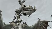 Бг Суб: Легенда за Кокалокрад - Дракона (2010) Legend of the Boneknapper How to Train Your Dragon
