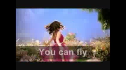 Selena Gomez Fly To Your Heart Official Music Video Lyrics