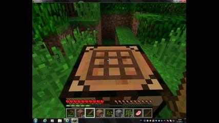 Minecraft-как се прави меч