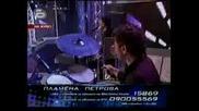 Music Idol 2 - Голям Концерт - Пламена
