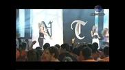 Тони Дачева и Нелина - Себе си бъди live 7 години Планета