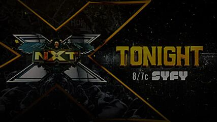 Karrion Kross' dominant NXT Championship reign continues tonight on SyFy